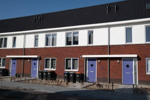 Leerdam, Groenendael, 24 grondgebonden woningen