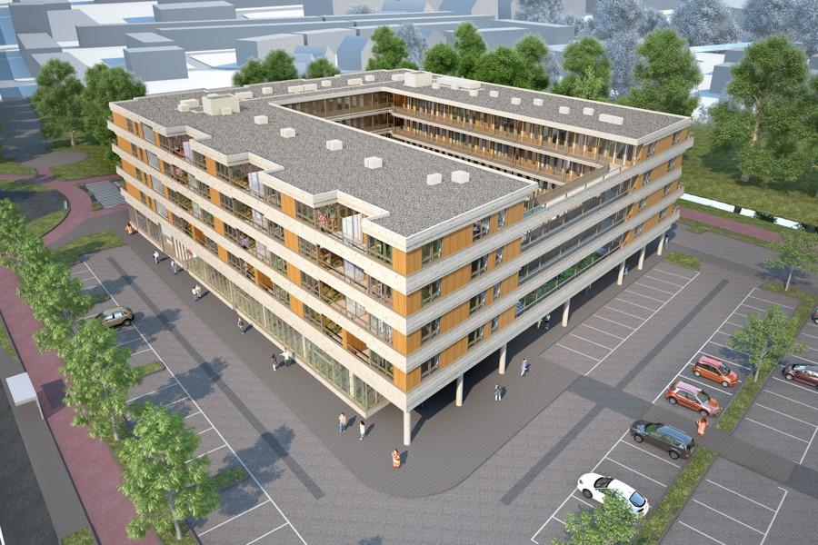 Nijmegen, Lenthof, wonen, werken en winkelen