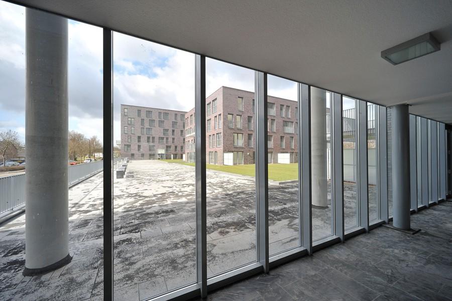 Apeldoorn, Stadhouderslaan, appartementengebouwen, parkeergarage