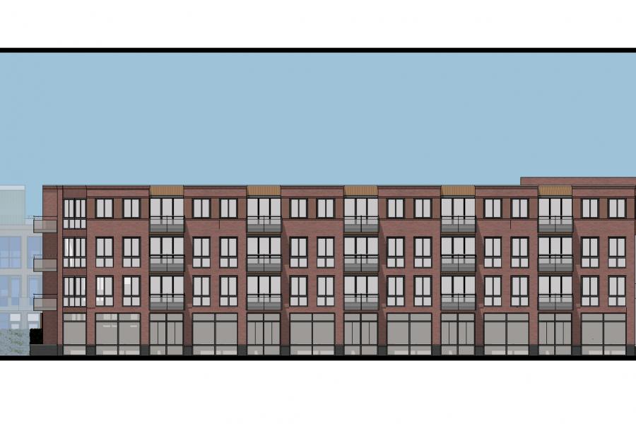 52 appartementen Jutphaas te Nieuwegein