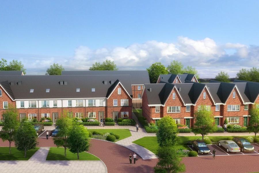 Naaldwijk Zandheuvel Woerdblok