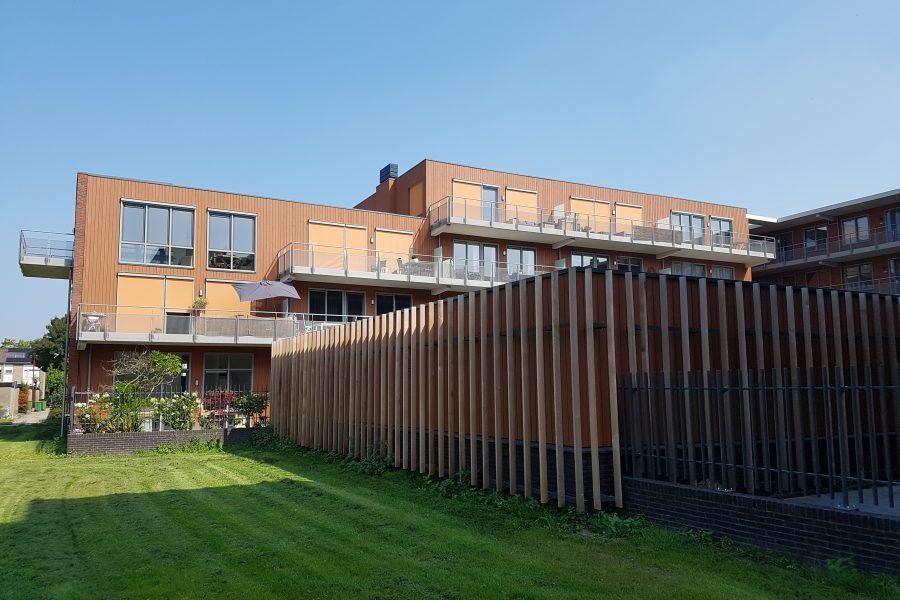 61 Appartementen Jutphaas te Nieuwegein